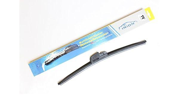 aerodynamics HECK 400 mm Trasero Limpiaparabrisas Aero Limpiaparabrisas Trasero Limpiaparabrisas Trasero: Amazon.es: Coche y moto