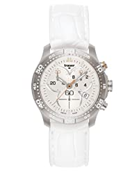 Traser H3 Ladytime Silver Chrongraph Ladies Watch T7392.S5H.G1A.08 / 100353