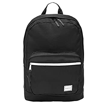 Hard Wearing Black Backpack Rucksack Plenty Of Storage Perfect Bag For School College Uni With Laptop