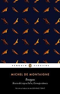 Ensayos par de Montaigne