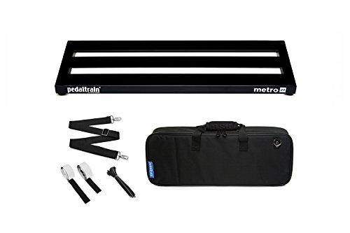 PT-M24-SC Pedaltrain Metro 24 w/soft case by Pedaltrain