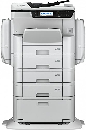 Epson Workforce Pro WF-C869RD3TWFC Inyección de Tinta 35 ppm ...