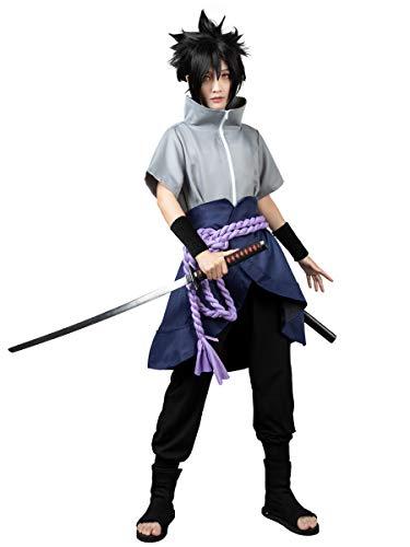 CosFantasy Uchiha Sasuke Ninja The 6th Generation