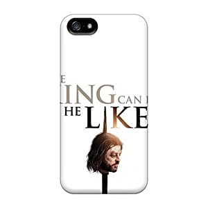 IKe2492LZTB Snap On Case Cover Skin For Iphone 5/5s(game Of Thrones)