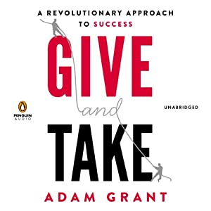 Give and Take Audiobook