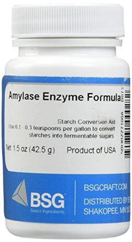 L.D.Carlson Company Amylase Enzyme 1 (Alpha Amylase Enzyme)
