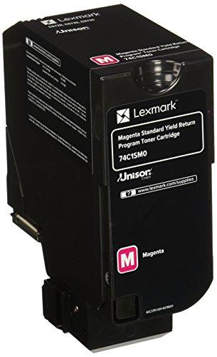 Lexmark 74C1SM0 Magenta Toner Cartridge for CS720, CS725, CX725 by Lexmark