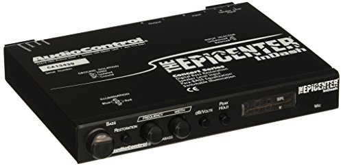 Audio Control EPICENTERINDASH Bass Restoration Processor (Integration System Processor Audio)
