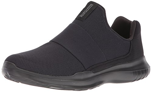 Run Skechers Sneakers Mania Black Fashion Men's MOJO Go qCwCg7E