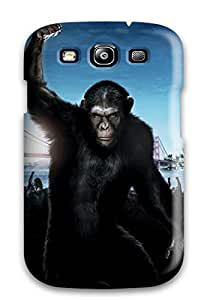 New Arrival Dawn Of The Planet Of The Apes JckOoSF2595PhMHn Case Cover/ S3 Galaxy Case