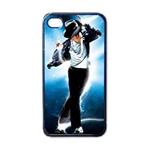 Michael Jackson Singer Cool iphone 6 plus 5.5 / iphone 6 plus 5.5 Black Designer Shell Hard Case Cover Protector Gift Idea