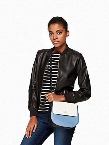 Kate Spade Cameron Street Byrdie Crossbody Color Tile Blue Multi Model PXRU6912-437 by Kate Spade New York