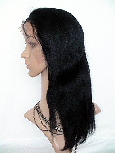 "Beautiful 8"" Full Lace Wig Human Hair Under 100 For Black..."