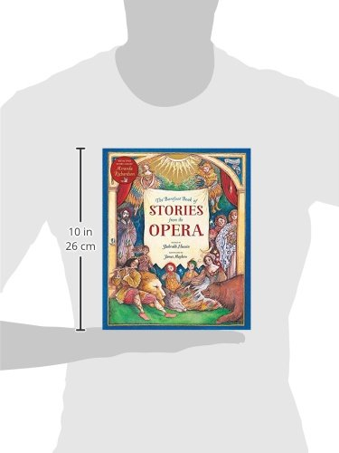 Barefoot Book Stories from the Opera