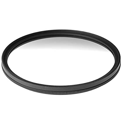 Image of Black & White Contrast Filters Firecrest ND 95mm Graduated Neutral Density 0.3 (1 Stop) Filter for photo, video, broadcast and cinema production