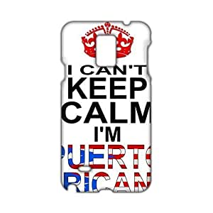 Angl 3D Case Cover Puerto Rican Phone Samsung Galasy S3 I9300