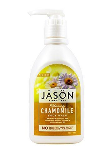 Jason 30 oz Relaxing Chamomile Pure Natural Body (Relaxing Shower And Bath Gel)