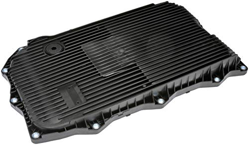 Challenger Pan - Dorman 265-853 Transmission Pan with Drain Plug, Gasket and Bolts for Select Models