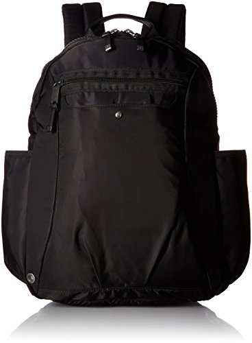 Baggallini Gadabout Laptop Backpack, Black by Baggallini