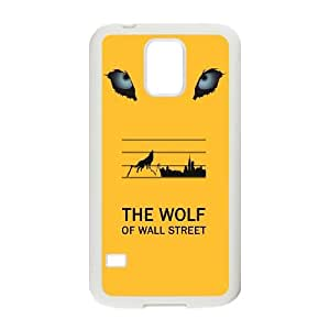 Wolf Of Wall Street Samsung Galaxy S5 Cell Phone Case White xlb-320748