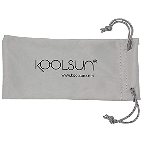 Optical Clas 1 | Rose Sachet Miroir Koolsun enfants Lunettes de soleil Wave Fashion 3 Protection UV 100/% 3 Cat