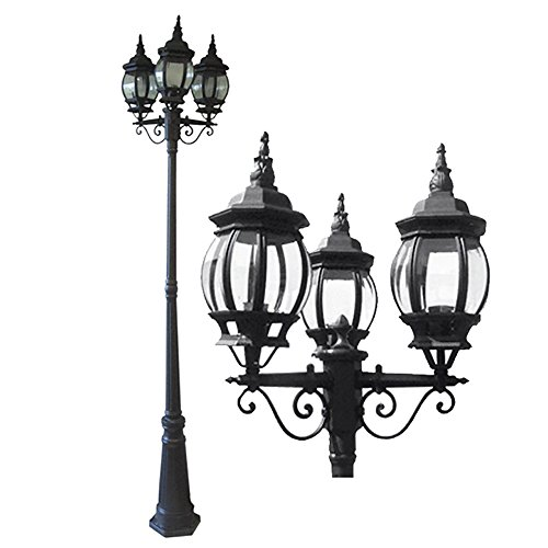 Outdoor Lights For Pillars
