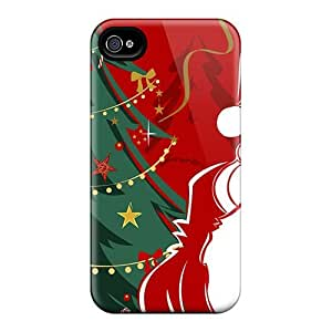 6 Scratch-proof Protection Cases Covers For Iphone/ Hot Christmas Carols Phone Cases
