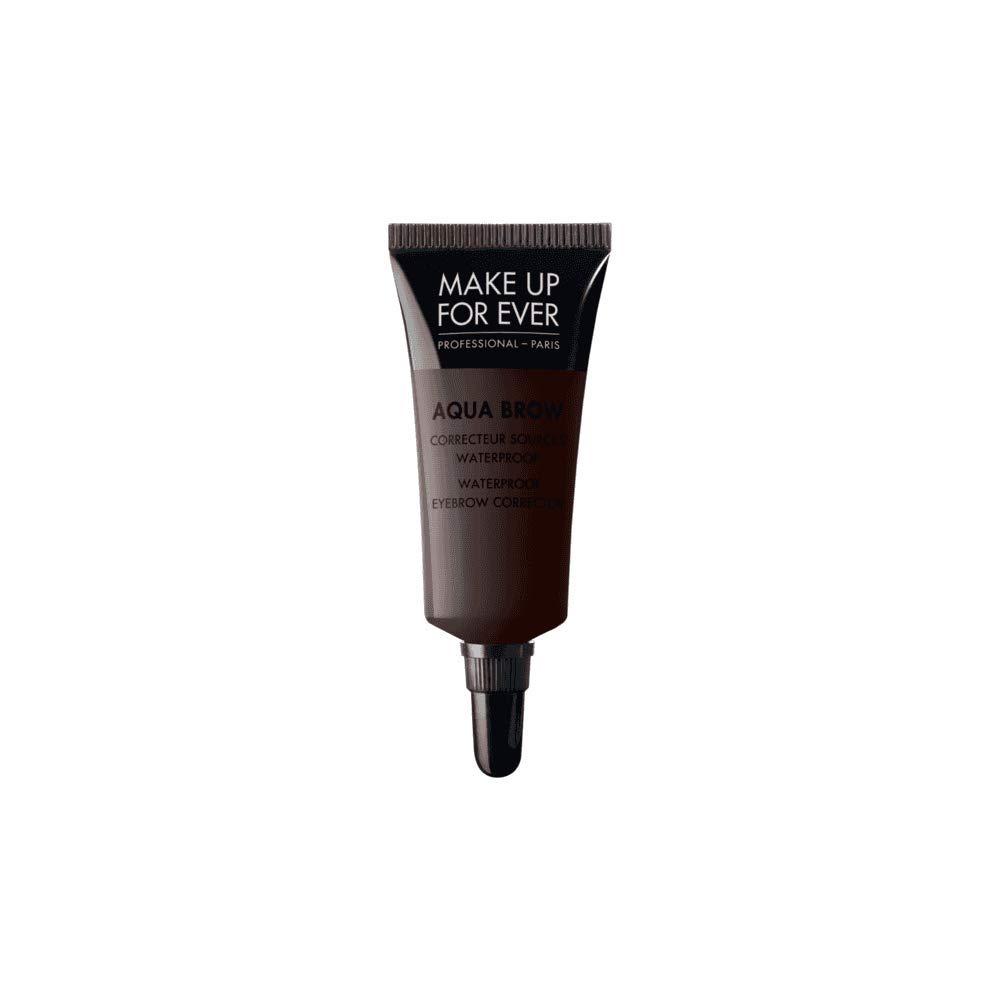 Make Up For Ever Aqua Brow - Waterproof Eyebrow Corrector 30 - Dark Brown