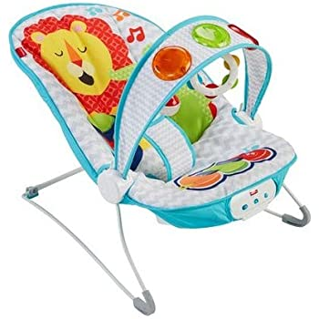 Amazon Com Fisher Price Ocean Wonders Aquarium Bouncer