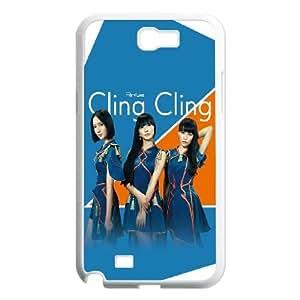 Samsung Galaxy N2 7100 Cell Phone Case White Perfume D2285168