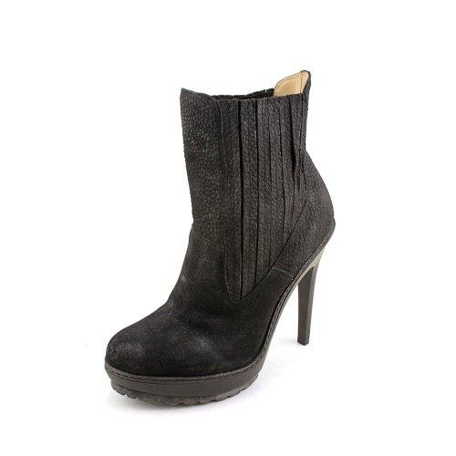 BCBGMAXAZRIA Women's Virginia Black Black black Boots OqOwZH1