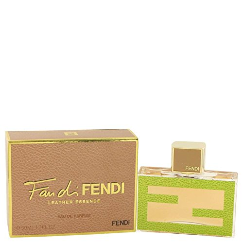 Fan Di Fendi Leather Essence by Fendi Eau De Parfum Spray 1.7 oz for - Jeans Fendi Men