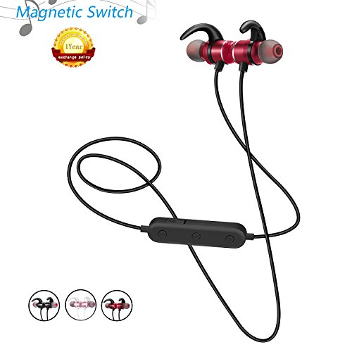Sport Wireless Bluetooth Headphonewith Magnetic SwitchSt
