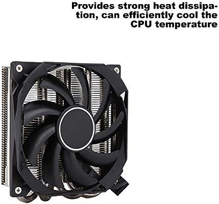Bewinner DC12V IS-30 Ventilador Silencioso de CPU,Radiator Smart ...