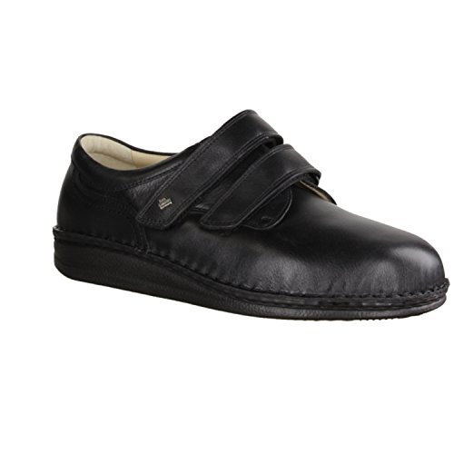 Finn Comfort Men's 96103 070099 Loafer Flats Black Black gQ65tBLlL