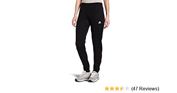 Amazon.com: adidas Womens Sereno 11 Basic Pant, Black, Medium: Sports & Outdoors