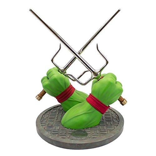 Factory Entertainment Teenage Mutant Ninja Turtles Raphael Sai Limited Edition Prop Replica -