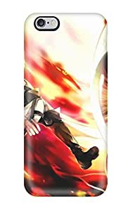 Ellent Design Attack On Titan Case Cover For Iphone 6 Plus 5.5 Inch Cover For New Year's Day's Gift