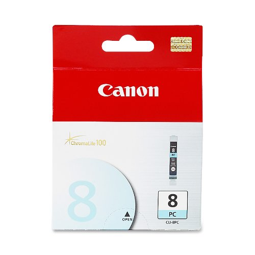 Canon CLI-8PC Photo Ink Tank - Photo Cyan