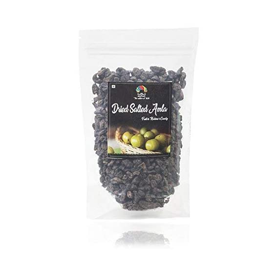 Mr. Merchant Dried Salted Amla (200 gm)