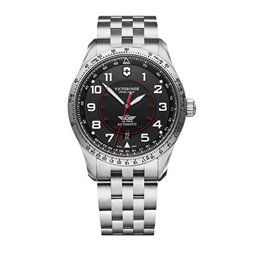 Victorinox Airboss Mechanical Black Dial/Bracelet