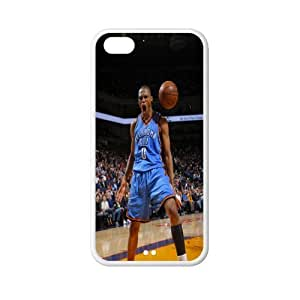 Number 0 Russell Westbrook plastic hard case skin cover for iPhone 5C AB686088