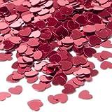 Red Hearts Confetti
