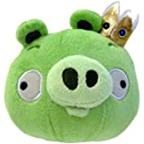 Angry Birds Plush 5-Inch King Pig with Sound
