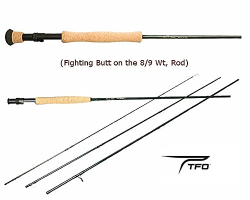 TFO NXT Fly Rod - 8/9 Wt - 9' - 4 Piece (Wt Rod Fly Piece 4)