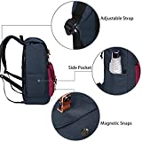 Backpack for men,Vaschy Casual Water-resistant