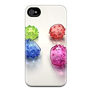 Diy Yourself 3d Image case covers Compatible With Iphone 4/4s/ Hot 7VN59ZqSOPC protective case covers