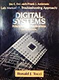 Digital Systems Trouble Shooting Lab Manual, Tocci, Ronald J., 0132132990