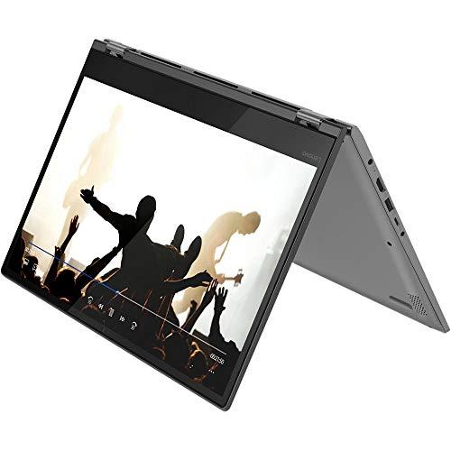 - Lenovo Flex 14 2-in-1 Multi-Touch Laptop (AMD Ryzen 3 2200U 2.5 GHz, 4GB DDD4, 128GB SSD, AMD Radeon Vega 3, 14