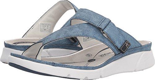 Allrounder by Mephisto Women's Tokara Jeans Blue Jeanstyle 39 M EU ()